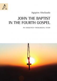 Cover John the Baptist in the Fourth Gospel